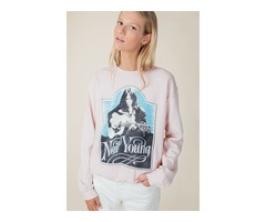 Madeworn - Neil Young Sweatshirt