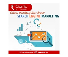 As a Search Engine Marketing company