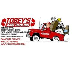 Tobey's Junk Hauling