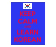 *KOREAN LESSONS WITH A NATIVE TUTOR (Skype)*