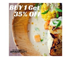 Up to 50% Discount on Natural Dinnerware