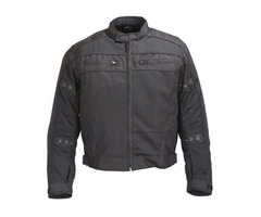 Mens Mesh Motorcycle Jacket 5peice CE Armor