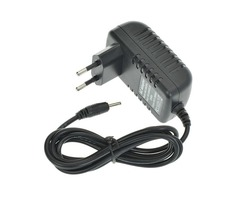 Practical Universal 2.5mm 9V 2A EU Power Adapter AC Charger For Tablet