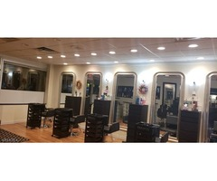 Beauty Salon - Business for Sale Wilson Ave., Newark