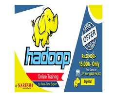 Best Hadoop Online Training in USA - NareshIT
