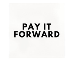 Pay It Forward Meaning