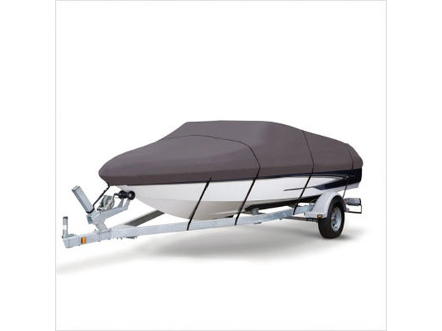 V-Hull Fish - Ski Trailerable Boat Cover 500X290cm | free-classifieds-usa.com