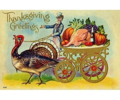 Muscatine, IA Thanksgiving - Please Remember to Get Your Piano Tuned!