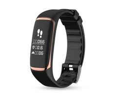 P9 Smart Band Waterproof Heart Rate Monitor Blood Pressure Fitness Tracker