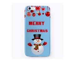New Christmas Iphone cases