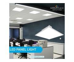 led panel light indoor - Ledmyplace
