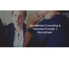 Expert Recruitment consulting Services