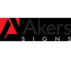Most Trusted Custom Signs Assured for Every Need |Akers Signs