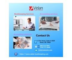 Bookkeeping and Accounting Services | Accounting Solutions - Velan Bookkeeping
