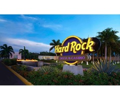 week for rent at hard rock and casinos