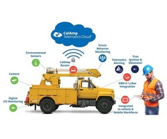 Cloud Based Asset Tracking