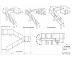 Structural Fabrication Drawing - Silicon Consultant llc