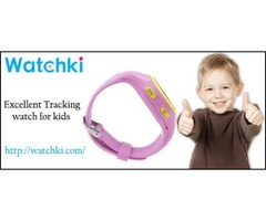GPS Tracking Watches for Kids