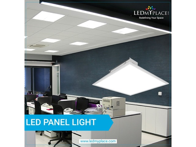 Indoor Led Panel Lights - Ledmyplace | free-classifieds-usa.com