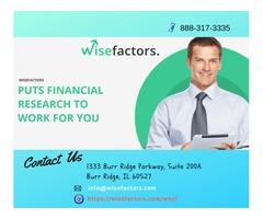 Dimensional Fund Advisors | Digital Investing - Wisefactors