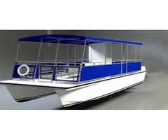 Amazing Water Taxi Boats For Sale Are Conferred To The Users