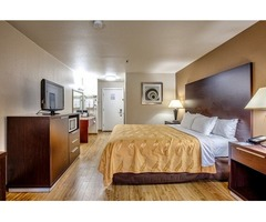 Get Lavish Vacation Experience in Six Flags Area | QualityInn Vallejo
