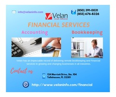 Accounting | Bookkeeping | Outsourcing - Velan Info Financial Services