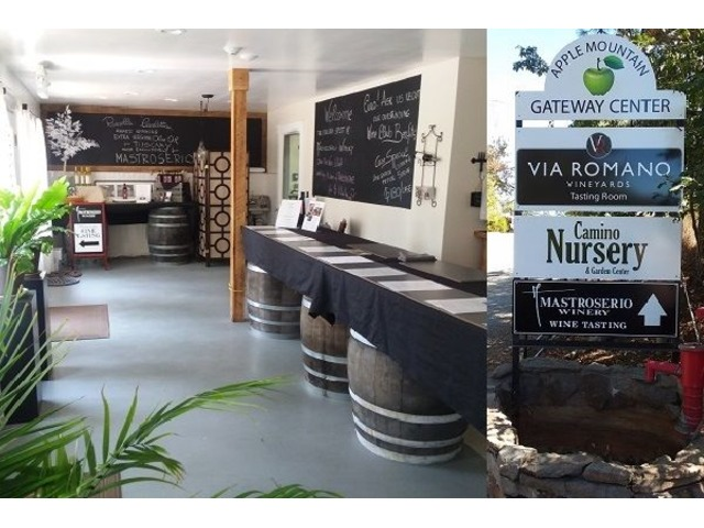 Wine Tasting Room with Commercial Kitchen For Lease | free-classifieds-usa.com