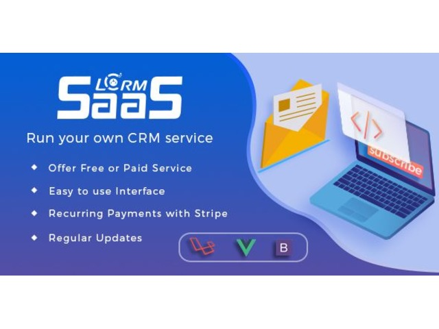 LCRM SAAS - Run your own SAAS CRM by LCRM | free-classifieds-usa.com