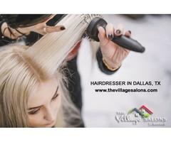 Hairdresser in Dallas, Texas