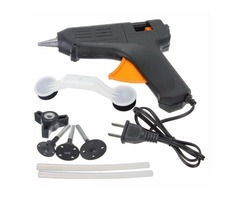 Car PDR Bridge Dent Ding Repair Tool Kit Glue Gun with Hot Melt Adhesives