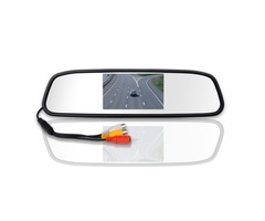 CSX43H 4.3 Inch Car Rear View Mirror LCD Digital Display
