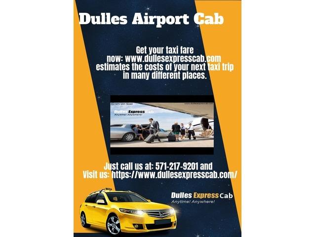 Dulles Airport Cab - Car Rentals - Dulles - Virginia