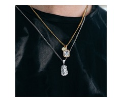 We Offer Mens Wing Necklace Online at an Affordable Price
