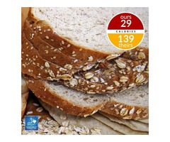 Fat free Wheat Bread to replace Homemade Food