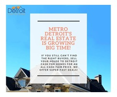 Real Estate Cash Buyers in Harper Woods – Estate Sale Detroit
