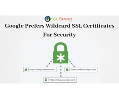 Buy Domain Validation Essential Wildcard SSL Certificate At Low Cost