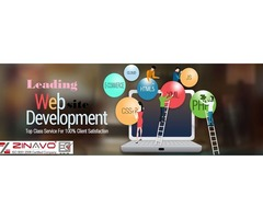 leading website development services