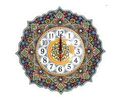 MINA CLAY CLOCK CODE:150