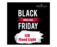 100W LED flood light- Enjoy Discounted prices at Black Friday 2018 sale