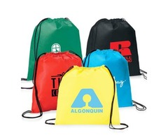 Custom Drawstring Bags at Wholesale Price from China