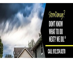 What You Should Do for Storm damage in Savannah   ServiceMaster of Savannah