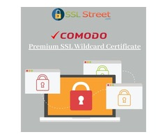 Multiple Domain Security With One Comodo Premium SSL Wildcard Certificate