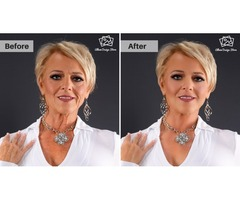 High-End Beauty Retouching Services by Album Design Store