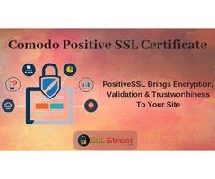 Encrypt Your Client Data With Comodo Positive SSL