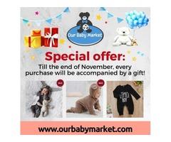 Shop Premium Children's Clothes & Baby Gear