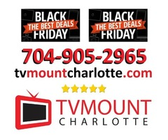 Black Friday TV Wall Mounting Specials $99 And Up!