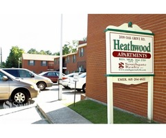 Heathwood Apartment Homes Hattiesburg