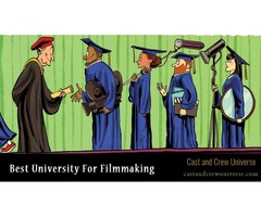 Best University For Filmmaking