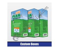 Custom Packaging | Custom Printed Boxes